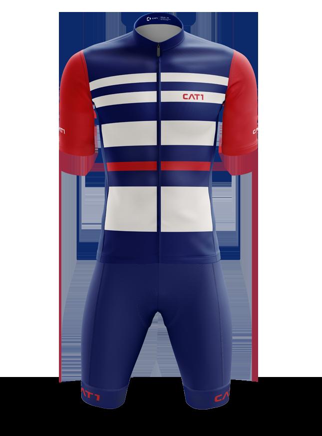 Le Tour Cycling Kit