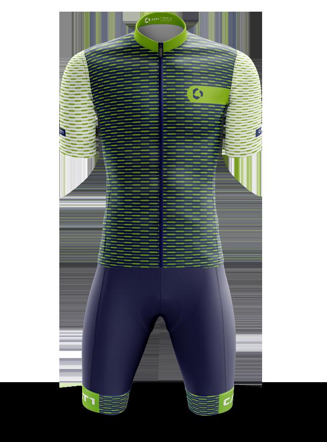 Green Machine Kit Design