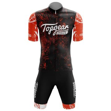 TopGear Cycles - Red